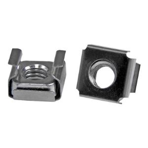 StarTech.com M6 Cage Nuts for Server Racks and