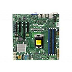 SUPERMICRO X11SSM - motherboard - micro ATX