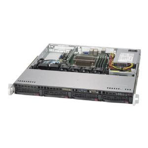 Supermicro SuperServer 5019S-M - no CPU - 0 MB - 0