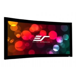 Elite Screens Lunette 2 Series Curve135WH2