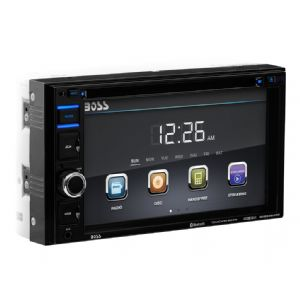 DOUBLE-DIN DVD RECEIVER        PERP6.2I