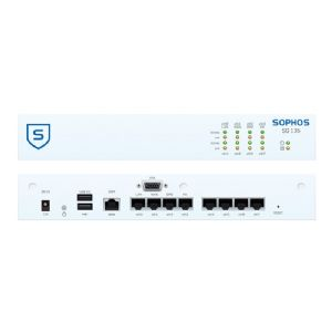 Sophos SG 135w - Security appliance - with 3