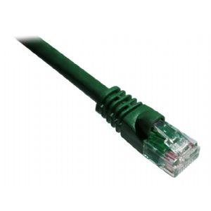 Axiom patch cable - 1 ft - green