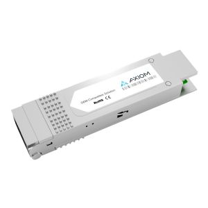 Axiom - QSFP+ transceiver module - 40 Gigabit
