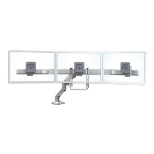 Ergotron HX Triple Monitor Bow Kit - mounting