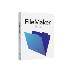FileMaker PRO 16 UPG RETAIL BOXCROM