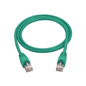 Black Box patch cable - 2 ft - green