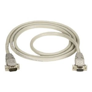 Black Box serial extension cable - 50 ft