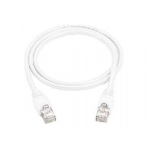 Black Box patch cable - 4 ft - white