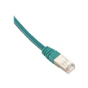 Black Box network cable - 2 ft - green