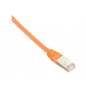 Black Box network cable - 10 ft - orange