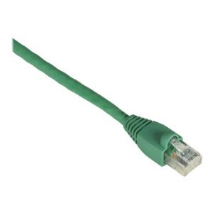Black Box GigaTrue patch cable - 7 ft - green