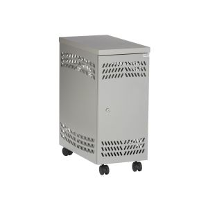 Black Box CPU Mobile Security Cabinet system