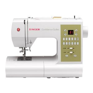 Singer Confidence Quilter 7469Q - sewing ma