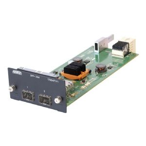 ADTRAN Dual SFP+ XAUI Interface - expansion module