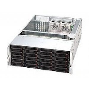 Supermicro SC846 - rack-mountable - 4U - extended