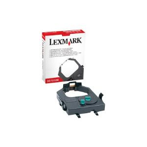 Lexmark - 1 - black - re-inking ribbon