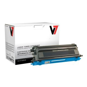 V7 - High Yield - cyan - remanufactured - toner
