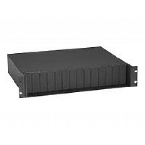 Black Box Pure Networking 14-Slot Rackmount