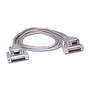 C2G serial cable - 6 ft