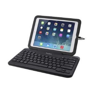 Belkin Wired Tablet Keyboard with Stand - keyboard