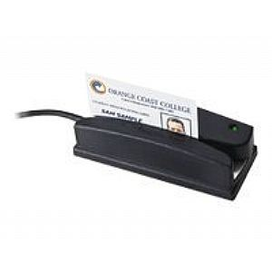ID TECH Omni 3237 Heavy Duty Slot Reader - barcode