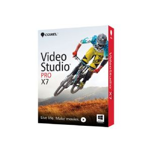 corel videostudio pro x7 box pack 1 user dvd mini box win english at. Black Bedroom Furniture Sets. Home Design Ideas