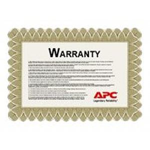 APC Extended Warranty Service Pack - technical
