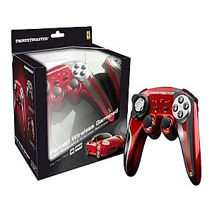 Thrustmaster Ferrari F430 Scuderia Wireless