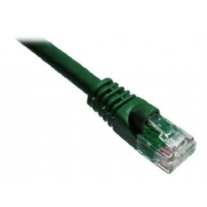 Axiom patch cable - 7 ft - green