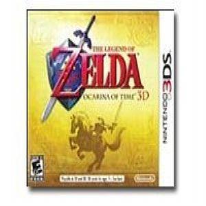 The Legend of Zelda Ocarina of Time 3D - complete