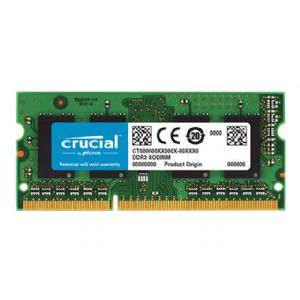 Crucial - DDR3L - 4 GB - SO DIMM 204-pin