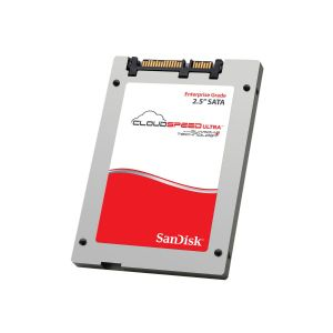 SanDisk CloudSpeed Ultra - solid state drive - 200