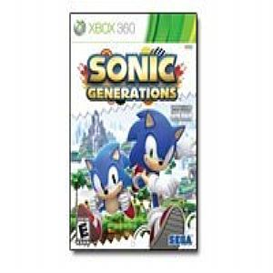 Sonic Generations - complete package