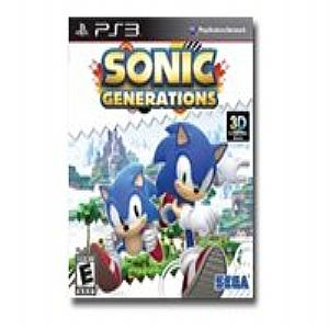 Sonic Generations - Sony PlayStation 3