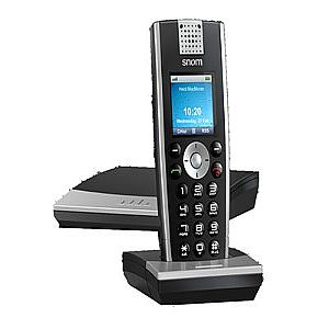 Snom m9r - wireless VoIP phone