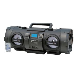 Supersonic SC-2711 - boombox - CD, USB-hos