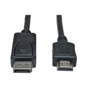 Tripp Lite DisplayPort to HD Cable Adapter HDCP