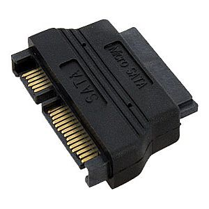 StarTech.com Micro SATA to SATA Cable Adapter with