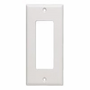 C2G Decorative Single Gang - wall plate
