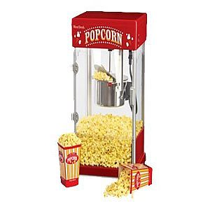 West Bend 4 oz. Stir Crazy Theater Popper (82514)