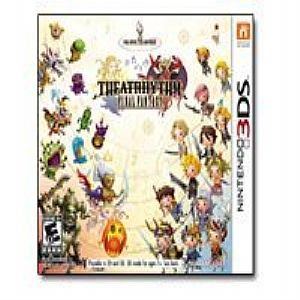 Theatrhythm Final Fantasy - complete packag