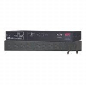 APC Automatic Transfer Switch redundant swit