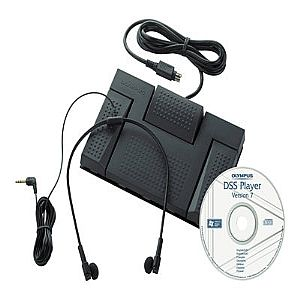 Olympus AS 2400 Transcription Kit - digital voice