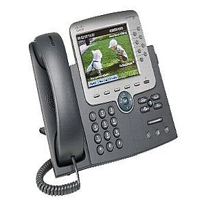 Cisco Unified IP Phone 7975G - VoIP phone