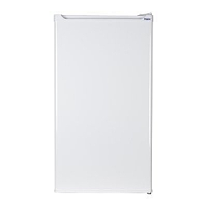 Haier ECR27W - refrigerator with freezer