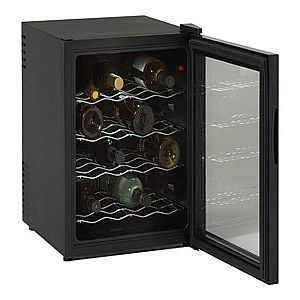 Avanti EWC1601B - wine cooler - freestanding