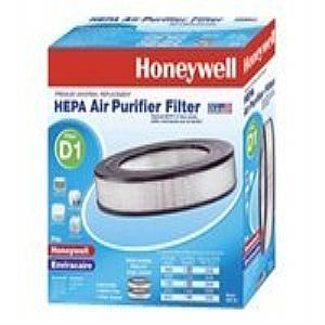 Honeywell HRF-D1 - filter - black/white