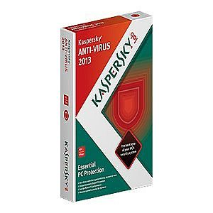 Kaspersky Anti-Virus 2013 - subscription pa