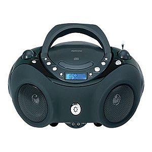 Memorex MP3851 - boombox - CD